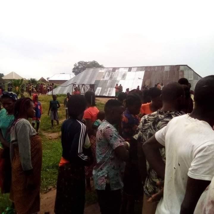 Nigeria: une église s'effondre durant le culte et fait 2 morts