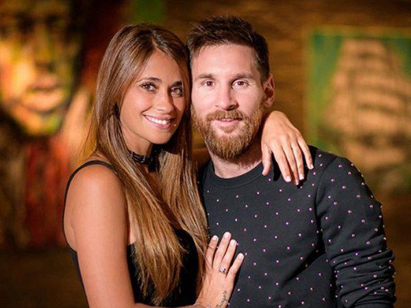 Antonella Roccuzzo / découvrez l'histoire de l'épouse de Lionel Messi