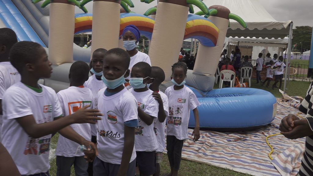 Côte d'Ivoire-Femua 2021/ La CIE instruit les jeunes sur les risques électriques