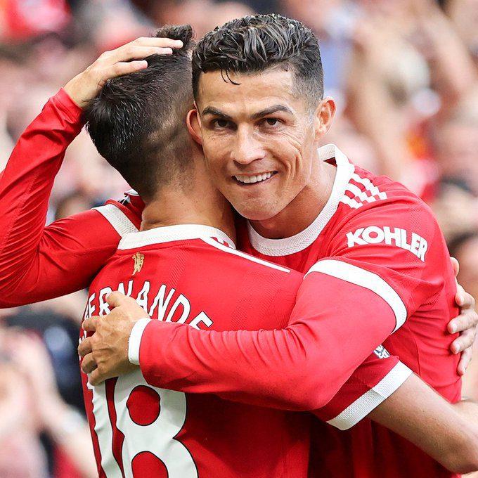 Le message de Cristiano Ronaldo après son doublé face à Newcastle