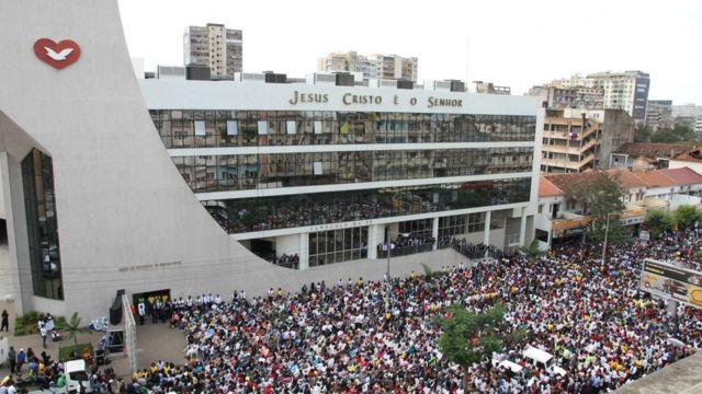 Brésil/ Voici l'église évangélique qui a créé un empire en Afrique