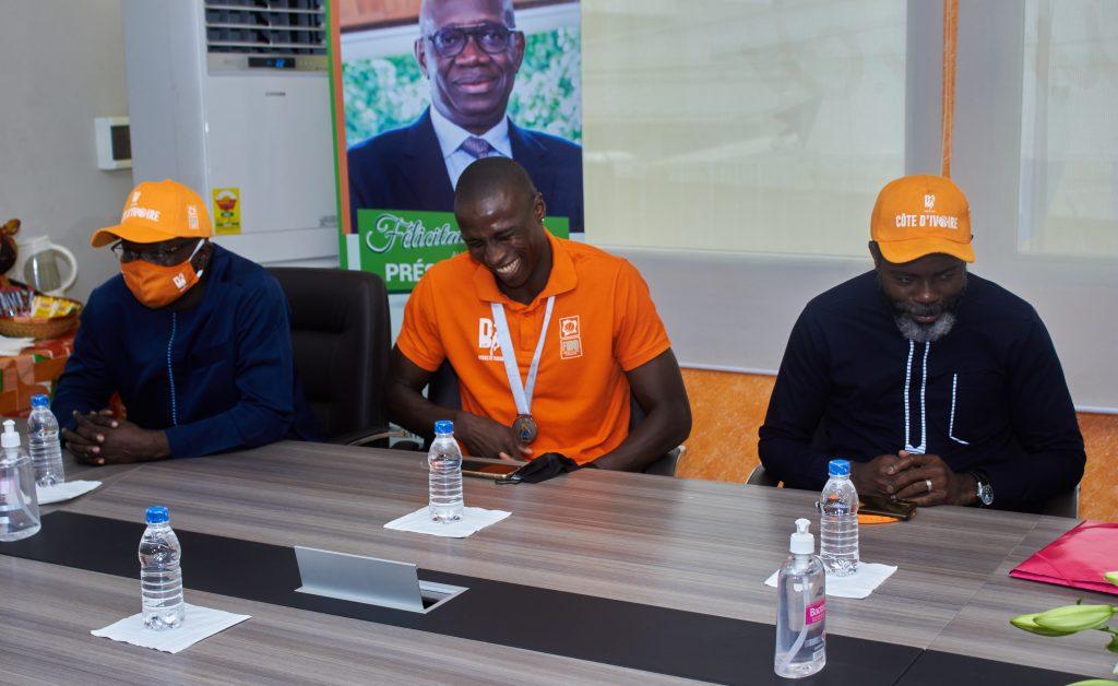 Côte d'Ivoire-Afrobasket/ La LONACI reçoit les vice-champions d'Afrique de Kigali