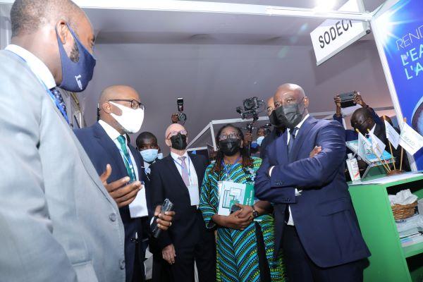 Côte d'Ivoire-Agence en ligne/ Les grandes innovations de la SODECI pour ses clients