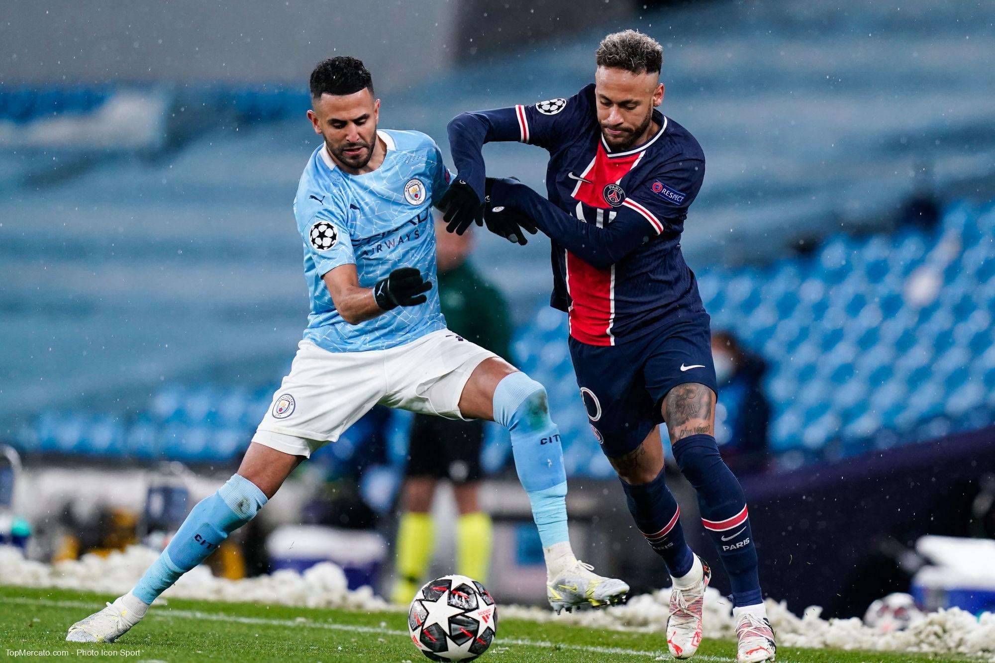Neymar-et-Riyad-Mahrez-Manchester-City-PSG