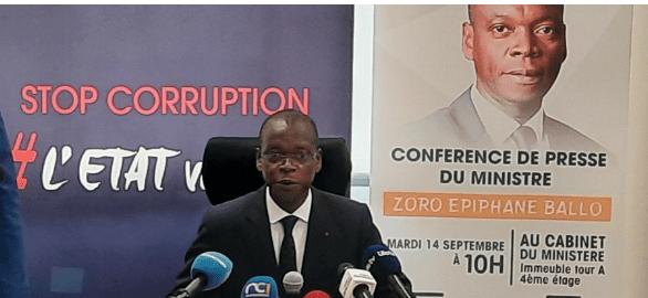 Côte d'Ivoire/ Fonctionnaires et militaires soupçonnés de corruption