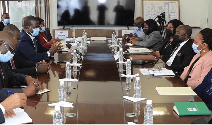 Côte d'Ivoire/ Le Liberia sollicite l'aide ivoirienne pour un ravitaillement en produits pétroliers