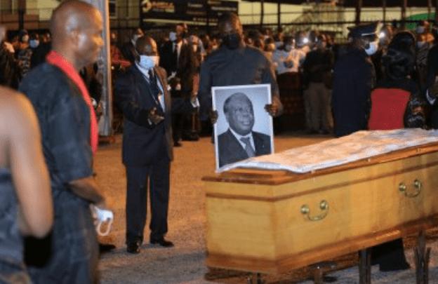Côte d'Ivoire/ Mort à Paris, le corps de Banny est rentré hier sur Abidjan