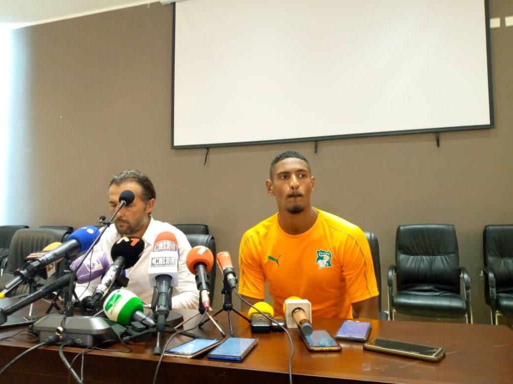Eliminatoires Coupe du  Monde 2022: Patrice Baumelle satisfait du résultat face au Cameroun