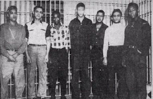 USA: 7 hommes noirs exécutés pour avoir v*olé une Blanche graciés 70 ans après leur mort