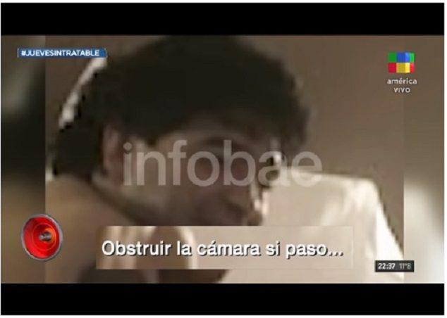 """Diego Maradona s'est """"filmé"""" au lit avec une fille de 16 ans, après l'avoir droguée dans son hôtel"""