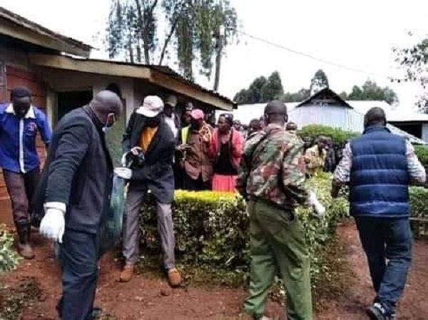 Kenya: un pasteur tue sa femme, l'accusant de l'avoir infecté du VIH et se suicide