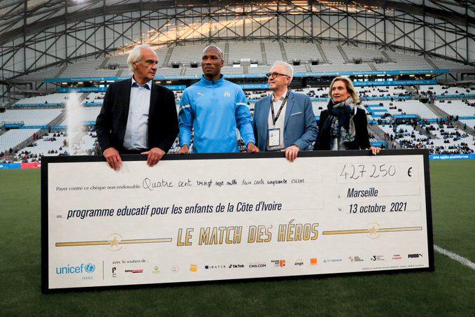 Marseille: Didier Drogba met tout le monde d'accord