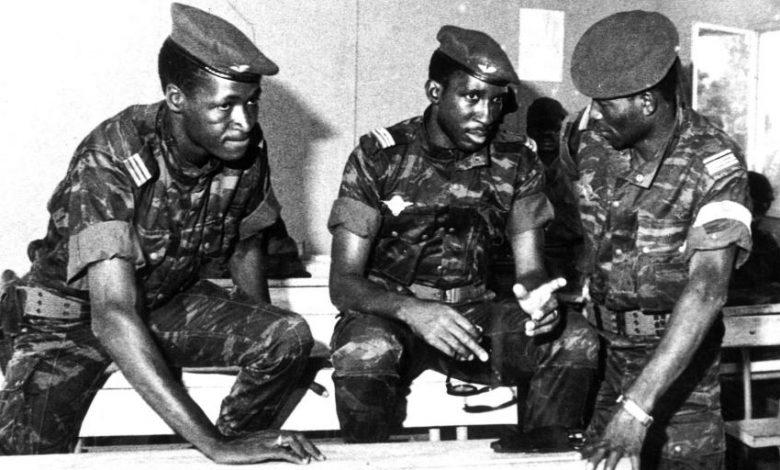 Compaoré, Sankara, Lingani